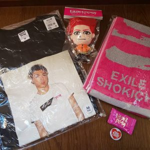 EXILE TRIBE STATIONの2020福袋6