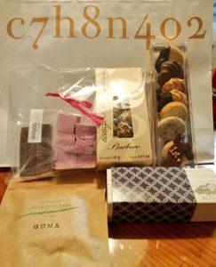 チョコ係の2021福袋3