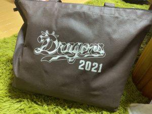 中日ドラゴンズの2021-福袋1