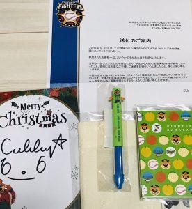 日本ハムファイターズの2021-福袋1