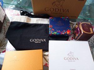 ゴディバの2021-福袋1