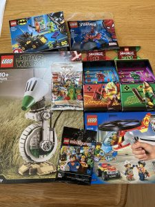 レゴの2021-福袋1