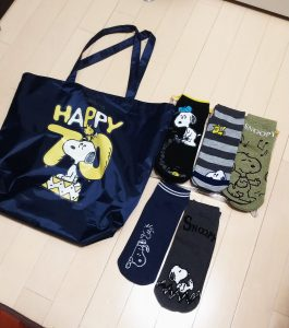 スヌーピーの2021-福袋2