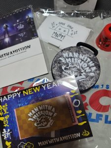 マンウィズアミッションの2021-福袋1